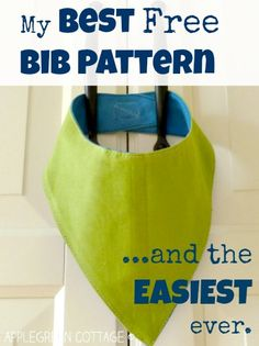The easiest tutorial I'll ever find! (AND the pdf pattern is free!)