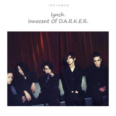 lynch.×Innocent Of D.A.R.K.E.R.