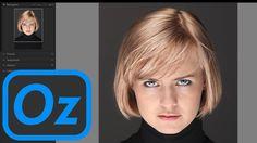 Obróbka zdjęć portretowych w Lightroom CC / 6 - Błyszczące włosy