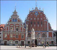 Riga Tourism - Riga Latvia