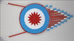 Cherokee Indian and Styled Beaded Necklaces Page 16