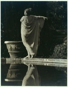 Ruth St. Denis (January 20, 1879 – July 21, 1968) was an early modern dance pioneer.