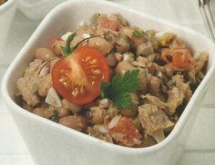 Salada de Feijão-Frade e Atum - https://www.receitassimples.pt/salada-de-feijao-frade-e-atum/