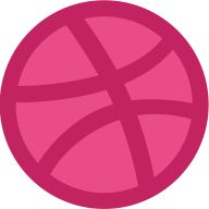 Dribbble ball 192