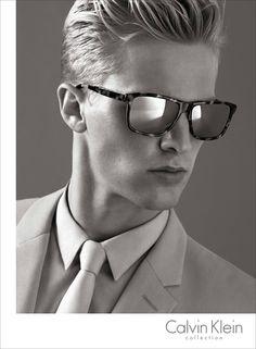 Calvin Klein Collection Men   Spring/Summer 2014 Campaign