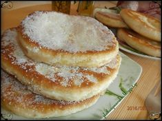 Greek Sweets, Greek Desserts, No Cook Desserts, Greek Recipes, Italian Recipes, Breakfast Snacks, Breakfast Recipes, Brunch Recipes, Dessert Recipes