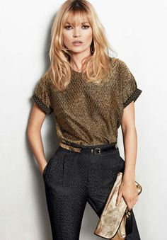 Kate Moss ~ outfit--pants