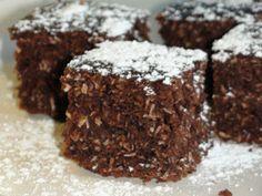 ÍZEMLÉKEK: Bögrés kókuszos süti