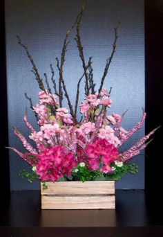277 best moore floral images on pinterest in 2018 design of spring crate arrangement designed by karen b ac moore erie pa mightylinksfo