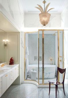 Bathroom Design | AD DesignFile - Home Decorating Photos | Architectural Digest
