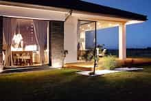 Dom w bodziszkach Design Case, Modern House Design, Home Fashion, Windows, House Styles, Outdoor Decor, Home Decor, Country Houses, Kitchen Modern
