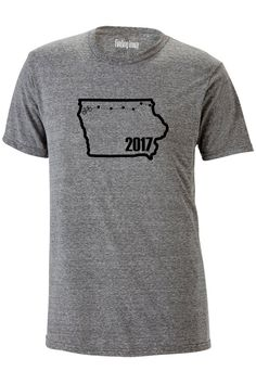 173e15ef7 Items similar to Ragbrai 2017 Map Shirt//Bike Tee// Iowa Bike Tee//State T- shirt//Biking Iowa Adult Tee Shirt T-Shirt or Sweatshirt on Etsy