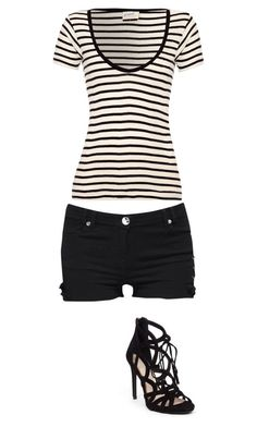 """""""Untitled #6021"""" by ania18018970 on Polyvore featuring Jane Norman, Edith A. Miller and Jessica Simpson"""