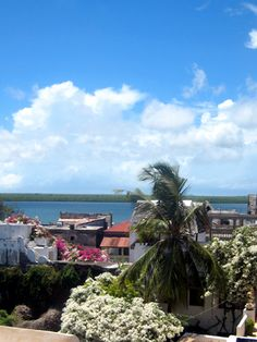 Sea View from Top Terrace