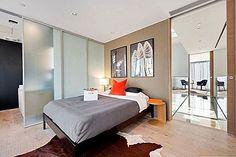 Collection of 30 Modern Bedroom Interior Designs That We Love – Best Design Ideas Home Design Diy, House Design, Interior Design, Layout Design, Design Ideas, Sophisticated Bedroom, Warm Colour Palette, Bedroom Corner, Luxurious Bedrooms