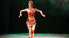 Extraordinary belly dancing ...  Love her costume, too!