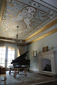 1000 Images About Ceilings On Pinterest Victorian