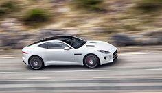 2015 Jaguar F-Type R Coupé
