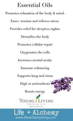 How can Young Living Essential Oils help my Family to Thrive? — Life Alchemy