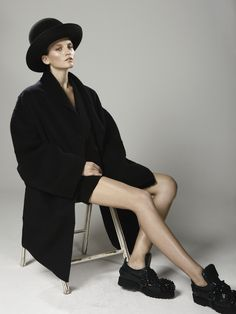 #vogue #love #fashion #fun #model #outfit #hat