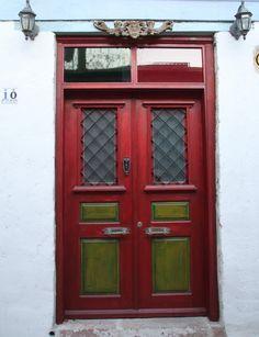 Door - Ayvalik Turkey