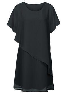 Sukienka z tkaniny Ponadczasowa • 109.99 zł • bonprix