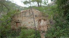 Ermita de Sant Josep, Valle de Cardó, Benifallet, Tarragona.