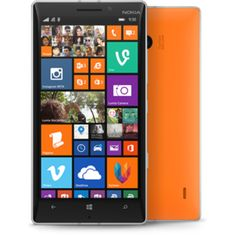 The Nokia Lumia 930 has a Full HD Screen usable with gloves, Windows Phone 8.1, 20 MP camera with built in MS Office, Skype and Mix Radio.