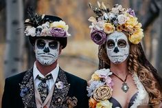 Day of the dead wed