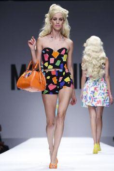 Milan Womenswear S/S 2015  Moschino