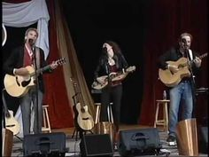 Woodsongs 714: Blue Sky Riders: Kenny Loggins, Georgia Middleman & Gary ...
