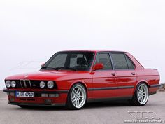 bmw e28 | BMW E28 M5 | photoshop chop © Sebastian Motsch (2011)