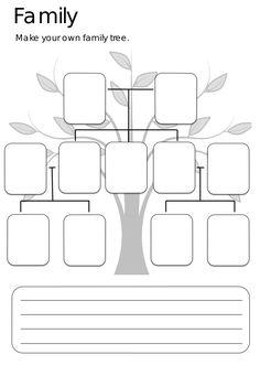 16 best family tree for kids images family tree for kids family