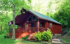 Peace In The Valley 2 Bedroom Cabin Rental in Sevier County