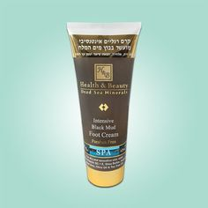 HB Dead Sea Intensive Black Mud Foot Cream >>> Be sure to check out this awesome product.