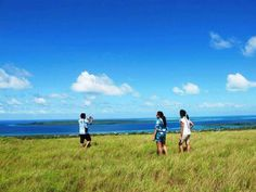 Tomia hills Wakatobi Southeast Sulawesi Indonesia