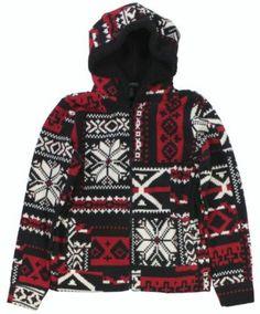 Lauren Ralph Lauren Women's Faux Shearling Fleece Hooded Jacket (Black Multi) (Large) Ralph Lauren. $98.10