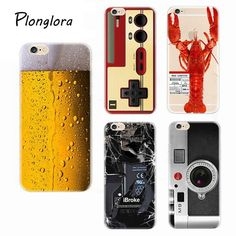 Game Boy Beer Case For iphone 6 6s Plus Cases Silicone Camera Classic Retro TPU Cartoon Protect Soft Phone Case   iPhone Covers Online