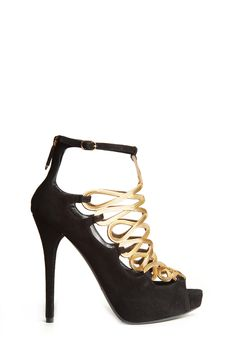 Get noticed anywhere in these Killer shoes...wow!