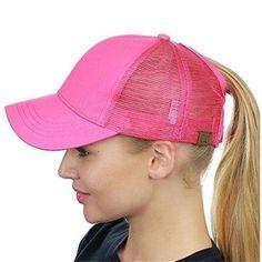 Women Ponytail Baseball Cap Sequins Shiny Messy Bun Snapback Hat Sun ... d718b8e456cc