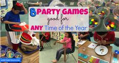 8 Party Games Good f