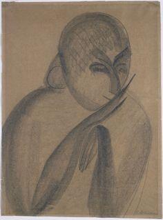 Mademoiselle Pogany - 1912 - Constantin Brancusi, French (born Romania), 1876 - 1957