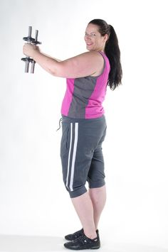 If you are looking to lose weight, Shape Up Size Down with this 4 Minute Fat Blaster.