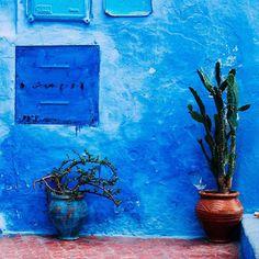 Blue dream #chefchaouen #morocco #blue Blue Dream, Morocco, Instagram Posts, Painting, Color, Art, Colour, Painting Art, Paintings
