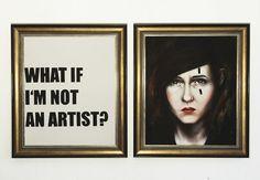 BLOOOM Award by WARSTEINER finalist Kati von Schwerin talks about her conflicting feelings towards art...