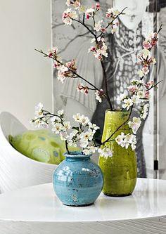 Simple yet beautiful floral arrangement