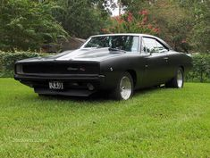 Charlie Keel' 1968 Dodge Charger is impressive. glimpse at few pictures will show you that much. What it won' show you is the absolute struggle Keel went through to build the car. In 2011 Kee… Rat Rods, Chevy, 1968 Dodge Charger, Dodge Muscle Cars, Hot Rides, Us Cars, American Muscle Cars, Sexy Cars, Amazing Cars