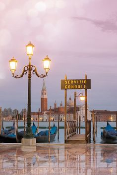 Twilight in Venice...✈...