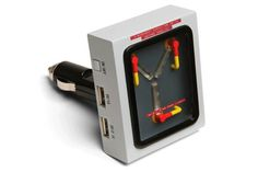 "50 Insane Pop Culture Gifts That Actually Exist #refinery29  http://www.refinery29.com/2015/11/97843/pop-culture-gift-ideas#slide-1  Flux Capacitor Charger  Perfect for the die-hard Back to the Future fan, this baby charges anything that has a USB. We're talking iPhones, Androids, tablets, and probably vaporizers. It's almost too perfect. Perhaps that's why there's a limit of three per customer. ThinkGeek Flux Capacitor Charger, $24.99, available at <a href=""http://w..."