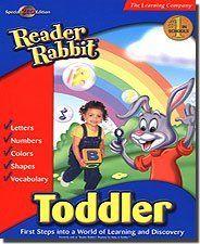 Reader Rabbit Toddler  [OLD VERSION]